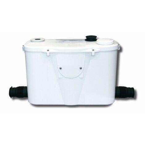 Pompe de relevage pour eaux usées domestiques - Fabrication Francaise