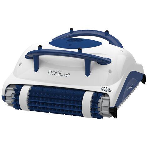 fondo e pareti del robot elettrico della piscina - pool up - dolphin