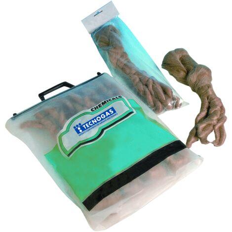 Canapa di Lino per sigillazione raccordi idraulici 1kg TECNOGAS 50920 Tecnogas s.r.l.
