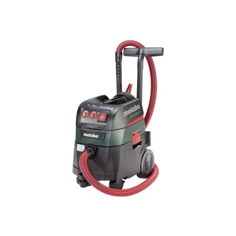 Metabo ASR 35 M ACP 110V, 35Ltr, wet and dry vacuum cleaner with twin filters, automatic filter cleaning and Auto-takeoff (Dust Class M)