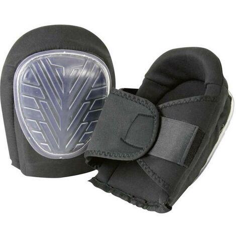 Genouillère en gel Perel SKNP noir 1 paire(s)
