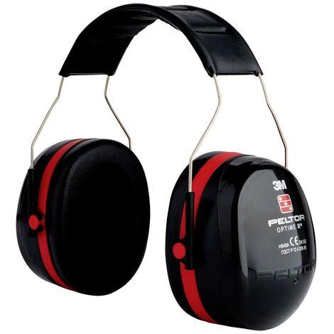 casque anti-bruit - optime 3 - peltor - snr 35db - iii