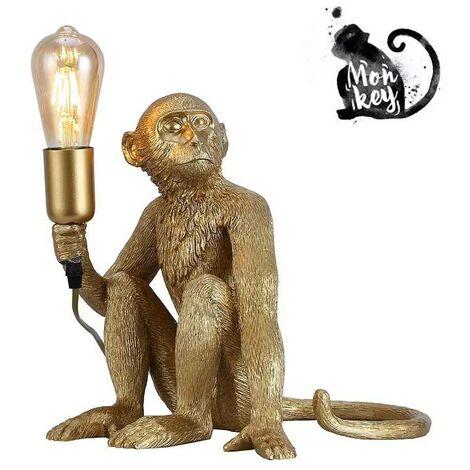"""Lámpara mono de mesa de resina """"RILA"""""""