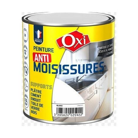 Peinture anti-moisissures 0,5L - Ton: Crème