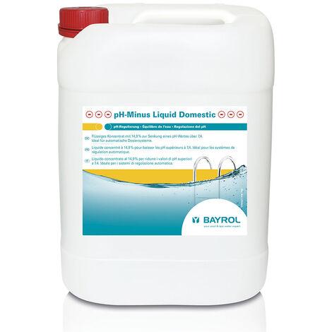 pH moins Liquid Domestic 20 L - Bayrol