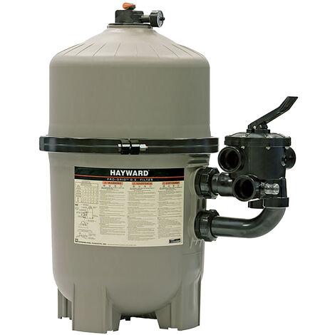 Filtre à diatomées 11 m³/h Pro Grid - Hayward