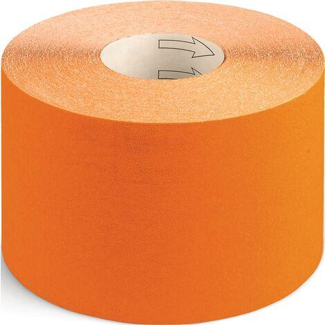 Schleifpapierrolle 115mm K.80 f.Holz/Farbe Korund PROMAT