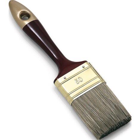 Lasurpinsel 3,5 Zoll 80mm dunkle Mischb.MS Handwerker