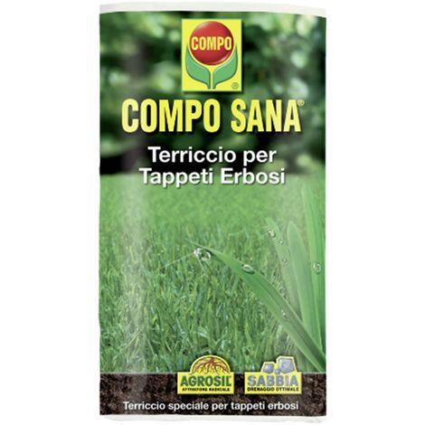 Lt 50 terriccio composana substrato professionale per tappeti erbosi