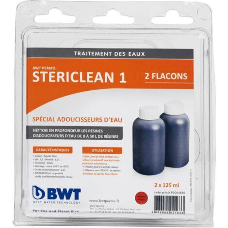 STERICLEAN 1 - nettoyeur de résine pour adoucisseur