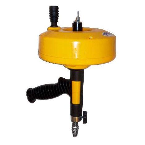 MIBRICOTIENDA sifer muelle desatascador 7,0 mm x 7,60 mts 0125ed automatico