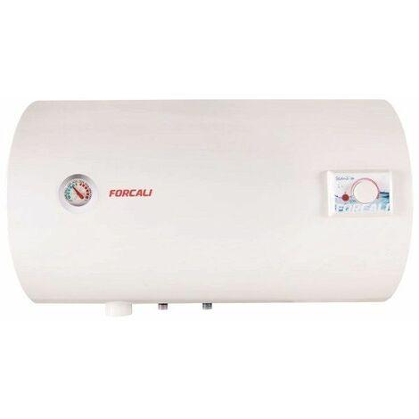 Termo de agua eléctrico 80 Litros Horizontal FORCALI Serie SEDNA