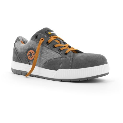 Foxter - Chaussures de sécurité   Hommes   Basses   Baskets de Travail   Légères et Respirantes   S1P SRC