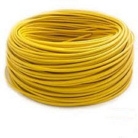 Fil électrique souple HO5/7-VK 0,5-0,75-1-1,5-2,5 mm² 5-10-15-20 m 12 Couleurs
