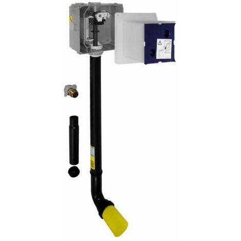 Geberit Urinal Rohbau-Set, mit Spülrohr für UR- Steuerungen ab 2009