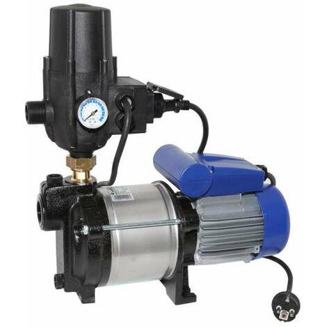 KSB Multi-Eco Pro 36 Hauswasserwerk Jetpumpe Multi Eco Pumpe mit Controlmatic E 39019127