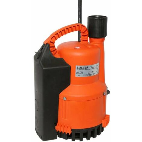 ABS Tauchpumpe Robusta 200 C W/TS Schmutzwasserpumpe für leicht aggressives Wasser 01135059