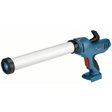 BOSCH Pistolet à calfeutrer sans fil GCG 18V-600 | sans batterie, sans chargeur