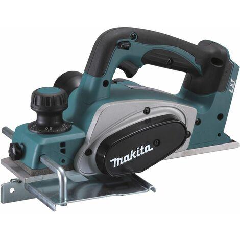Makita Rabot sans fil 18V DKP180Z 82mm | sans batterie ni chargeur