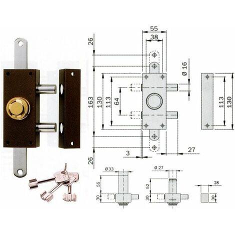 Iseo 910335 Ind Dev Vis Tr Pom Mm60 S/a