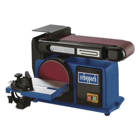 Ponceuse à courroie et à disque BTS800 SCHEPPACH - 230V 50Hz 370W - 4903302901