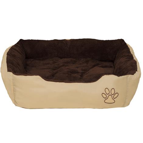 Panier pour chien avec tapis