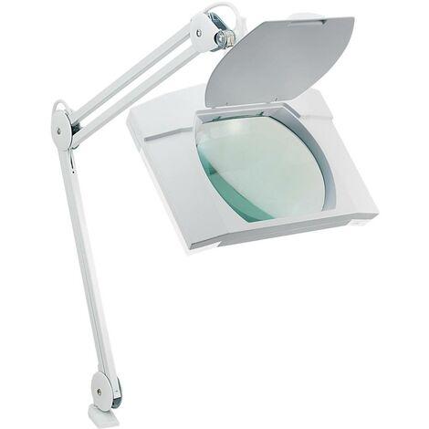 Lampada da tavolo con lente TOOLCRAFT 824601 2G7 Potenza: 18 W N/A