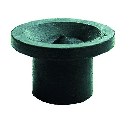 Membrana In Gomma Nera Ricambio Cf. 10 Pz per batteria Catis