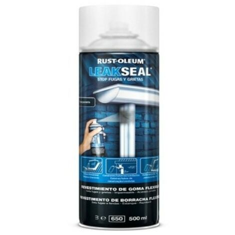 Spray Sellador de Fugas y Grietas Rust-Oleum 500 mL