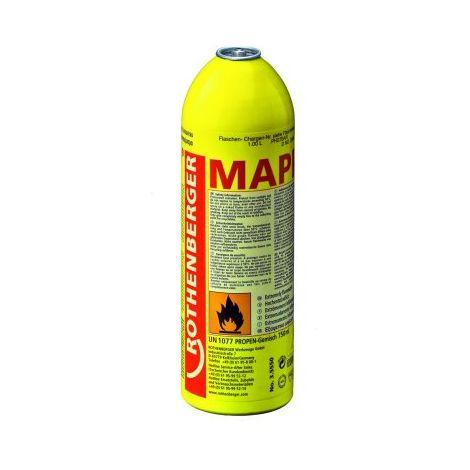 Cartouche gaz haute performance 750 ml Mapp Gas ROTHENBERGER