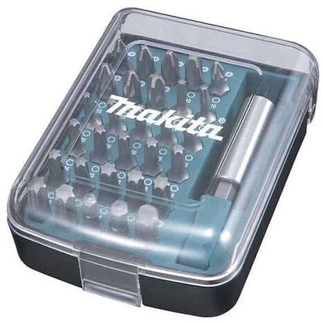 MAKITA Coffret 31 accessoires de vissage - D-34936