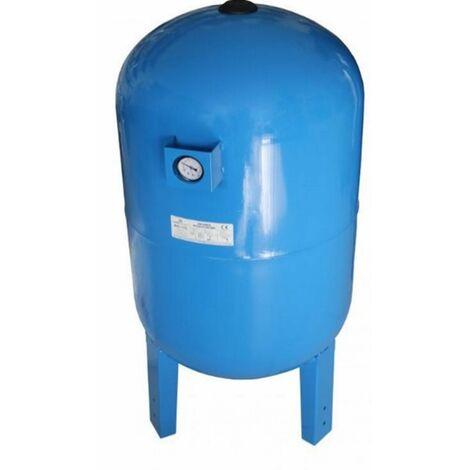 Membran Druckkessel stehend Manometer Druckbehälter 50, 80, 100 L Hauswasserwerk