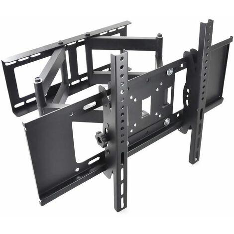 """BRACCIO SUPPORTO STAFFA TV LCD LED PLASMA 32"""" - 65"""" POLLICI ARTICOLATO"""