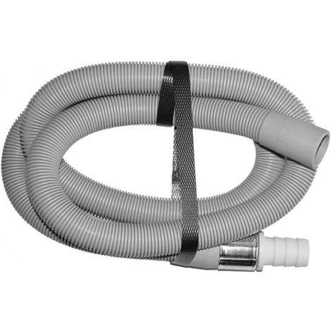 Sanitop-Wingenroth Extension en spirale de tuyau d'évacuation d'eau 1,5 m