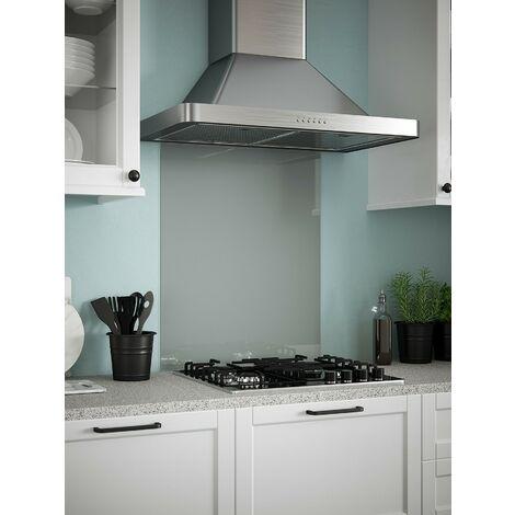 Slate Grey Glass Kitchen Splashbacks - different dimensions available
