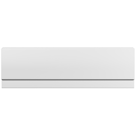 Hudson Reed Pannello Vasca Frontale - Acrilico Bianco - 1800 x 510mm