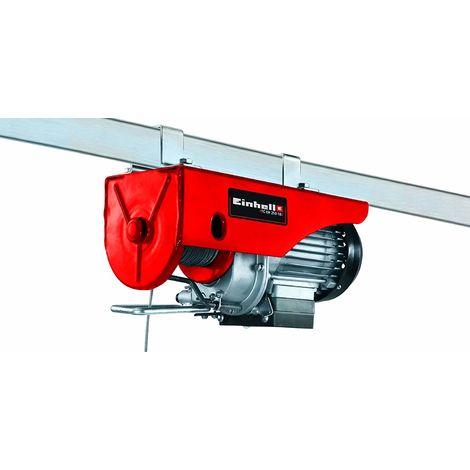 Einhell 2255135 Paranco Argano Elettrico Cavo 18 Metri Portata 250 Kg Tc-Eh 250-18