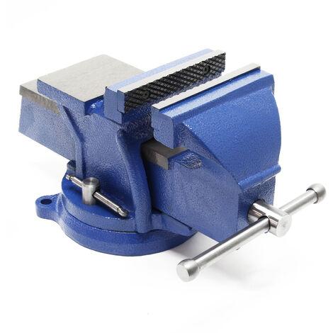 Étau Light Duty Mâchoire de serrage 200 mm & Enclume 203,2 mm pour Contrainte légère