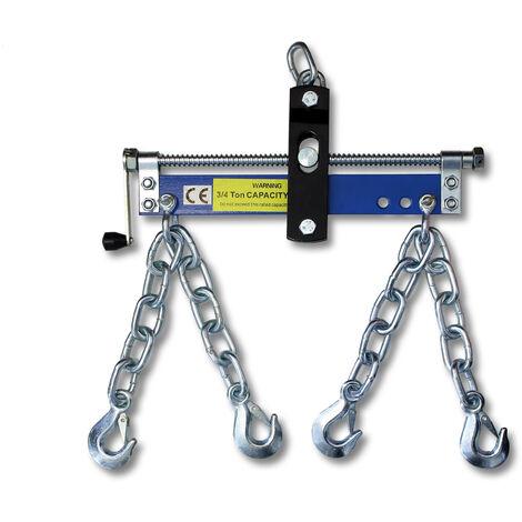 750kg Balancier pour Grues d'atelier Levage par Cha�nes ou C�bles Garage