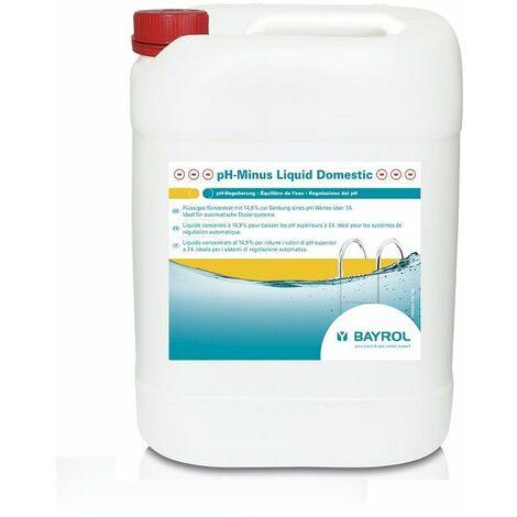 pH-Minus Liquid Domestic - 20l