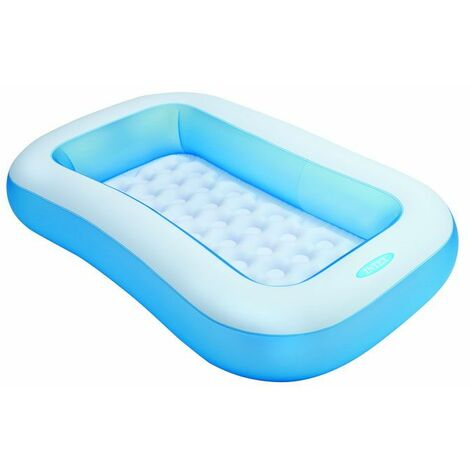 Pataugeoire rectangulaire gonflable INTEX Baby pool