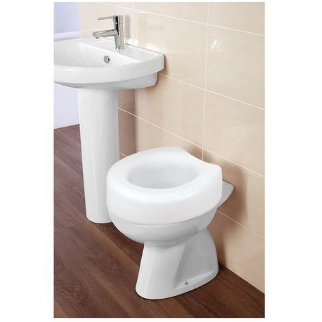 Rialzo Per Seduta WC Universale Water Bagno Disabili O Anziani