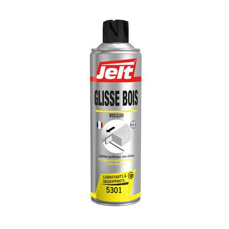 JELT - Glisse bois Film lubrifiant incolore paraffinique - 005301