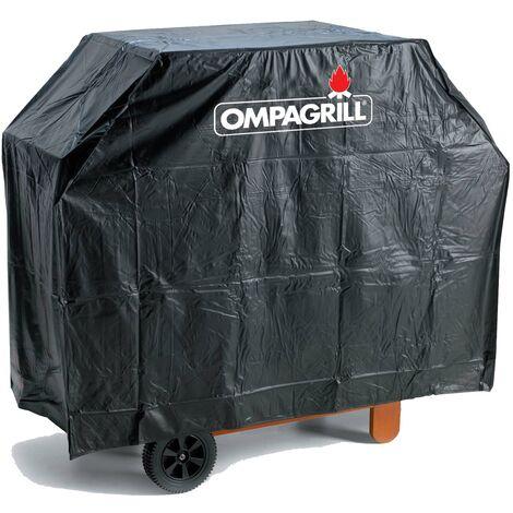 Telo Copri Ripara Barbecue Copertura Imperbeabile Protezione BBQ Grill Ompagrill