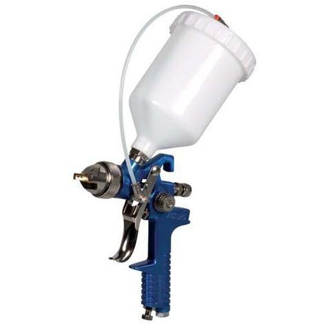 Asturo - AST00905P17 - Aerografo Speciale Manuale Superiore A Bassa Pressione Modello H-827P - Ugello Ø 1,7 Mm