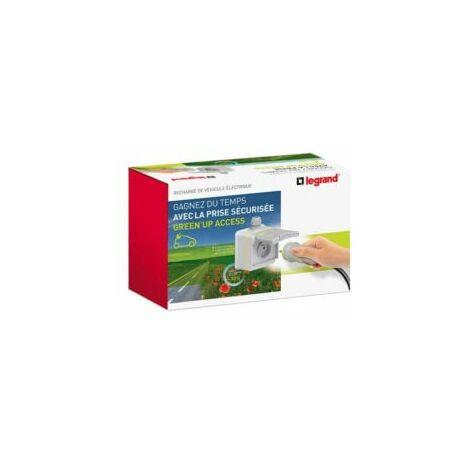 Prêt-à-poser Green'up Access pour véhicule électrique - 090476 - Legrand