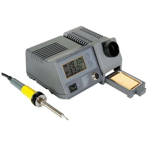 STATION DE SOUDAGE CERAMIQUE AVEC LCD 48W 150-450oC (RI3292)