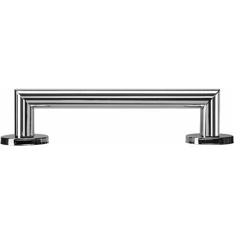Croydex 30cm Stainless Steel Safety Grab Bar Rail, Chrome