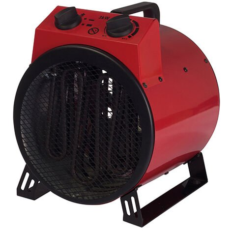 Igenix IG9301 Commercial Drum Fan Heater