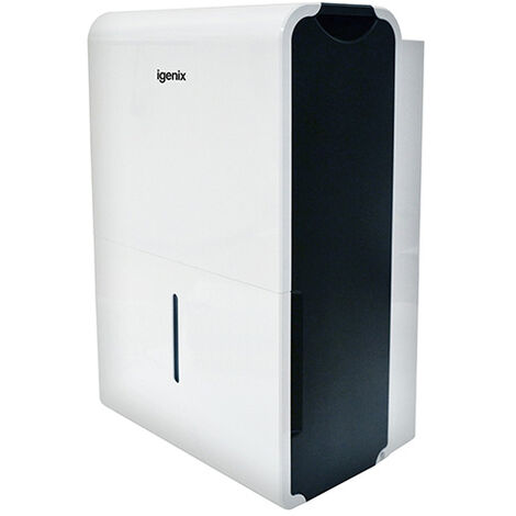 Igenix Portable Dehumidifier, Extracts 50 Litres per Day - IG9851